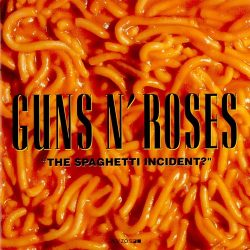 "GUNS N' ROSES: ""THE SPAGETTI INCIDENT?""  CD"