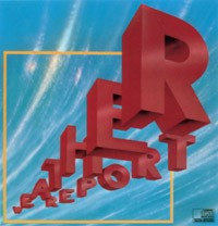 WEATHER REPORT: WEATHER REPORT   CD