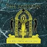 THE MISSION: GODS OWN MEDICINE   CD