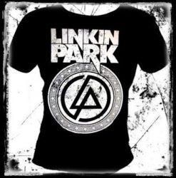 LINKIN PARK: Logo női póló