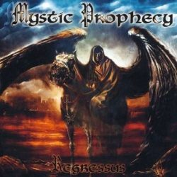 MYSTIC PROPHECY: REGRESSUS    CD