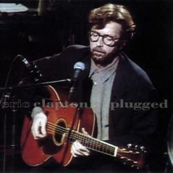 ERIC CLAPTON: UNPLUGGED  CD