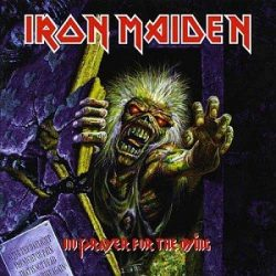 IRON MAIDEN: NO PRAYER FOR THE DYING CD