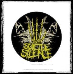 SUICIDE SILENCE 1. kitűző