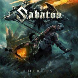 SABATON: Heroes   kis  felvarró (10x10 cm)