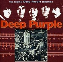 DEEP PURPLE: DEEP PURPLE (remaster edit.) CD