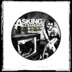 ASKING ALEXANDRIA  3.  kitűző