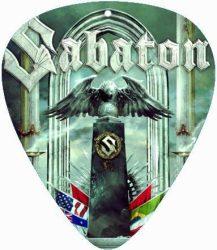 PENGETŐ NYAKLÁNC: SABATON  (RENDELÉSRE)
