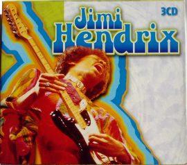 JIMI HENDRIX: JIMI HENDRIX   3CD