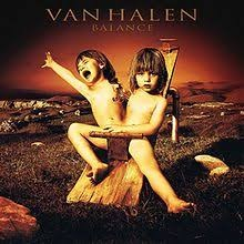 VAN HALEN: BALANCE   CD