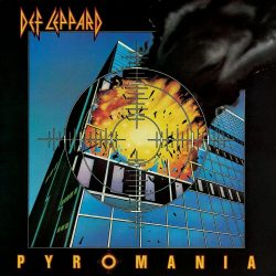 DEF LEPPARD: PYROMANIA  CD