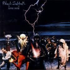 BLACK SABBATH: LIVE EVIL CD