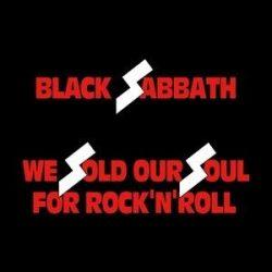 BLACK SABBATH: WE SOLD OUR SOUL FOR ROCK 'N' ROLL   2CD