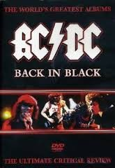 AC/DC: BACK IN BLACK (CLIPS)  DVD