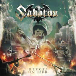SABATON: HEROES ON TOUR   CD