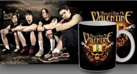 BULLET FOR MY VALENTINE bögre 2.