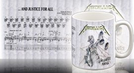 METALLICA: And Justice For All bögre