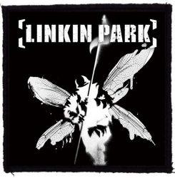 LINKIN PARK: Soldier  felvarró  (9,5x9,5 cm)