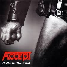 ACCEPT: BALLS TO THE WALL CD