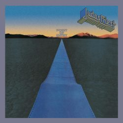 JUDAS PRIEST: POINT OF ENTRY  CD