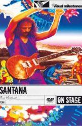 SANTANA: VIVA SANTANA!  DVD