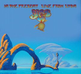 YES: IN THE PRESENT LIVE FROM LYON  (Limit. Edit. CD+ Bonus DVD)