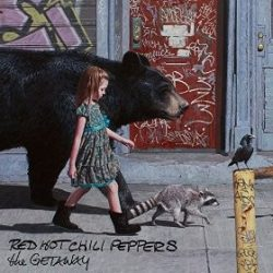 RED HOT CHILI PEPPERS: THE GETAWAY  CD