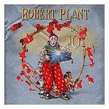ROBERT PLANT: BAND OF JOY  CD