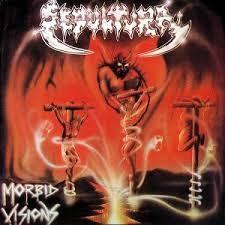 SEPULTURA: MORBID VISIONS CD