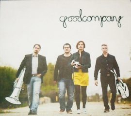 GOOD COMPANY: Rítus  CD