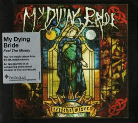 MY DYING BRIDE: FEEL THE MISERY  CD