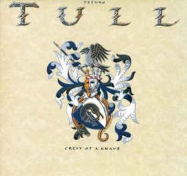 JETHRO TULL: CREST OF A KNAVE  CD