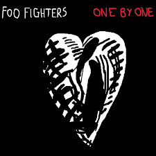 FOO FIGHTERS: ONE BY ONE  CD