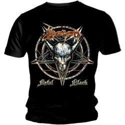 VENOM: Black metal   póló