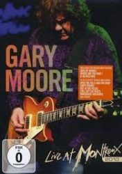 GARY MOORE: LIVE AT MONTREAUX 2010