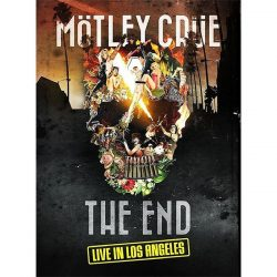 MÖTLEY CRÜE: THE END - Live in Los Angeles  DVD