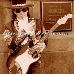 STEVIE RAY VAUGHAN AND DOUBLE TROUBLE: LIVE AT CARNEGIE HALL  CD