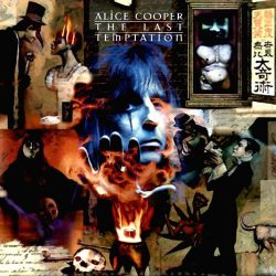 ALICE COOPER: THE LAST  TEMPTATION CD