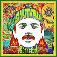 SANTANA: CORAZON   2CD