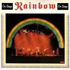 RAINBOW: ON STAGE (remasters edit)  2CD