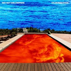 RED HOT CHILI PEPPERS: CALIFORNICATION  CD