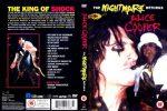 ALICE COOPER: THE NIGHTMARE RETURNS  DVD