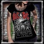 AC/DC: For Those... női póló
