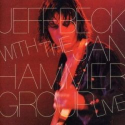 JEFF BECK : JEFF BECK WITH THE JAN HAMMER GROUP - LIVE   CD