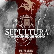SEPULTURA: TAMBOURS DU BRONX  CD