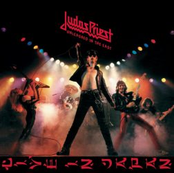 JUDAS PRIEST: UNLEASHED IN THE EAST   CD