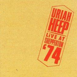 URIAH HEEP:  LIVE AT SHEPPERTON '74  2CD