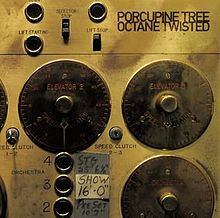 PORCUPINE TREE: OCTANE TWISTED  CD