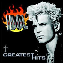 BILLY IDOL: GREATEST HITS  CD