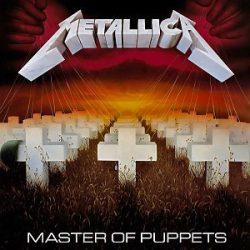 METALLICA: MASTER OF.... CD